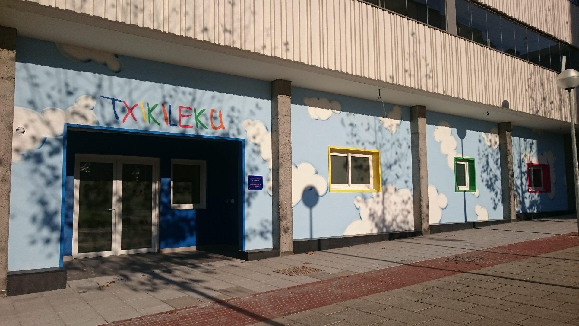 Txikileku fachada