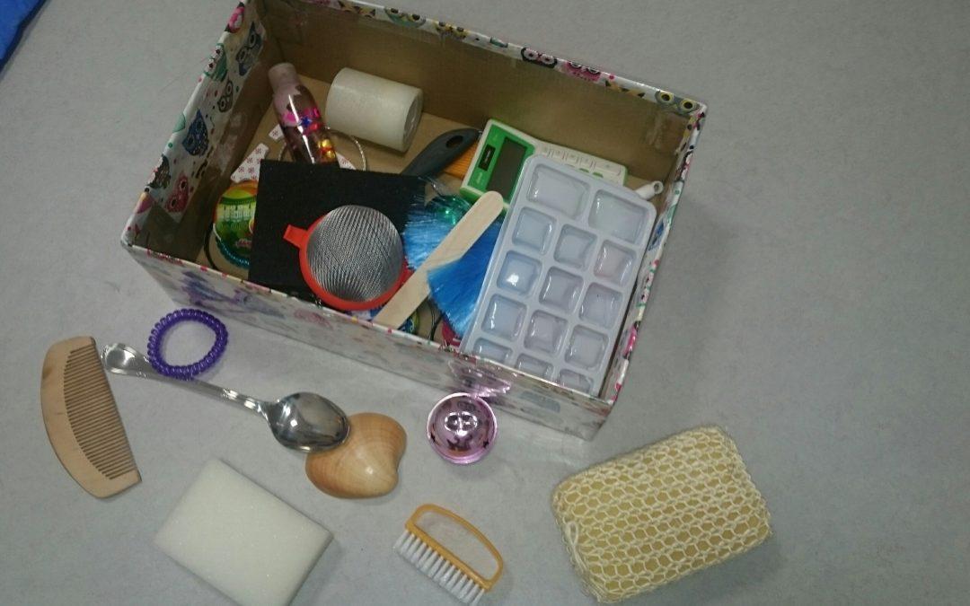 El cesto de los tesoros