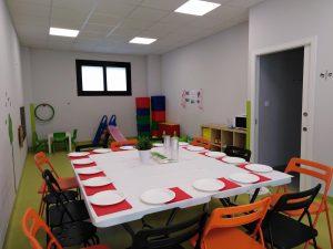 Txikileku - aula celebración cumpleaños